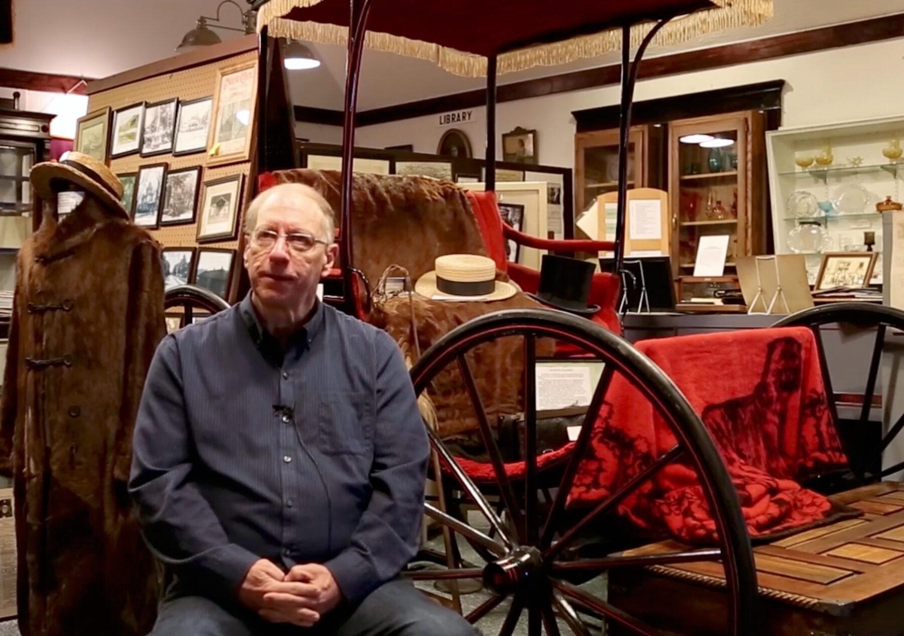 Postindustrial Moundsville, WV Documentary: Gary