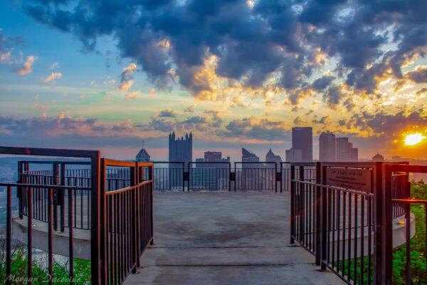 Postindustrial Morgan Iacovino Pittsburgh Beautiful May 22, 2019