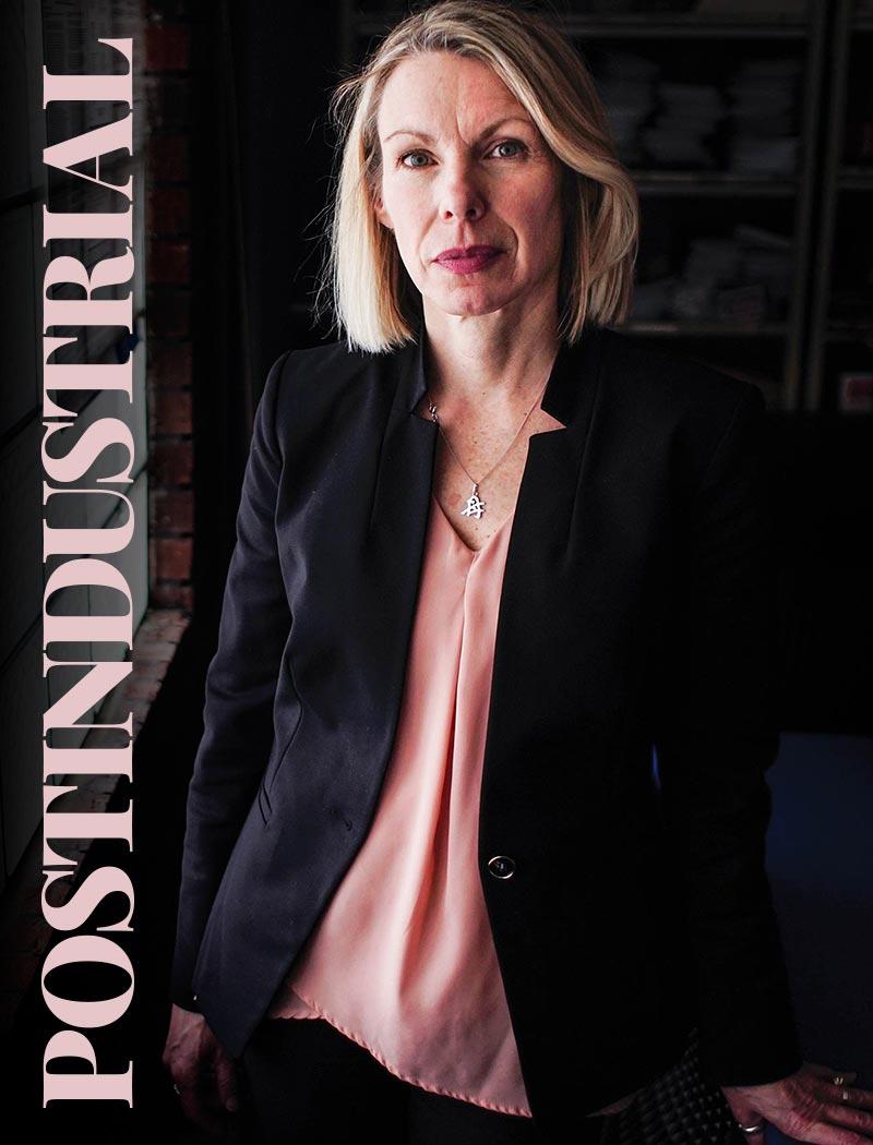 Postindustrial Weekly Cover, May 19, 2019