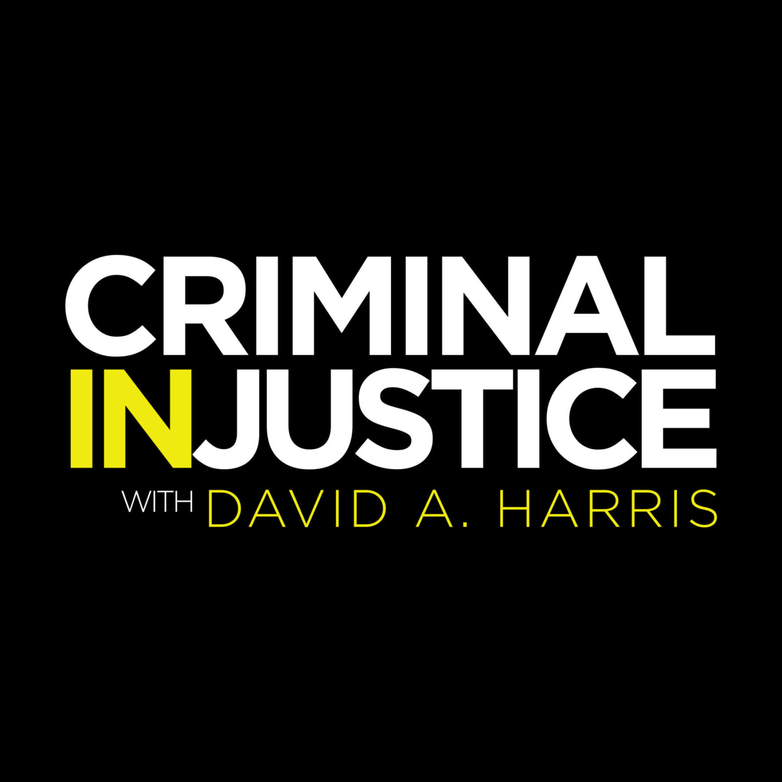 Postindustrial Criminal Injustice Podcast