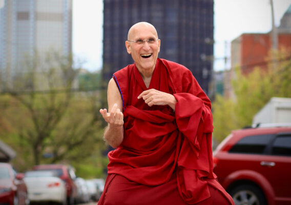 Postindustrial, The Dalai Lama's doctor has a message for Pittsburgh. By Matt Stroud Photos by Emmai Alaquiva