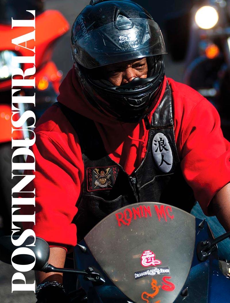 Postindustrial Weekly Cover, June 16, 2019