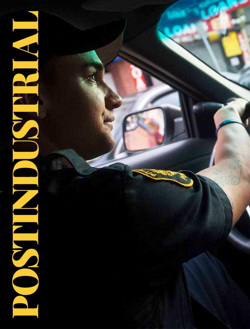 Postindustrial Weekly Cover, June 30, 2019