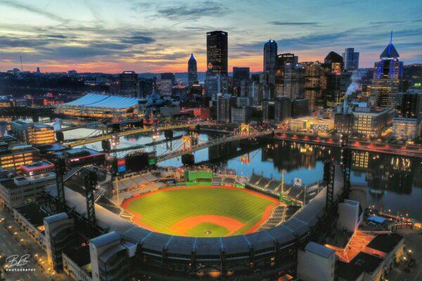 Postindustrial Brad Berkstresser Pittsburgh Beautiful June 20, 2019
