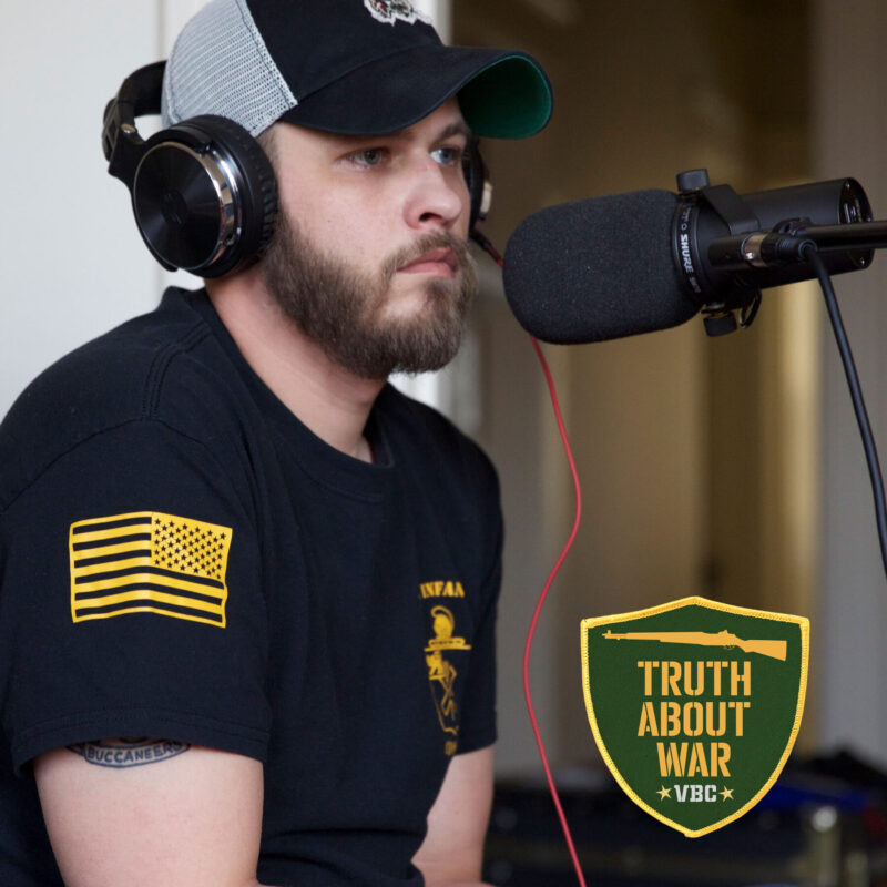 Postindustrial Audio, Truth About War Podcast. By Nick Grimes