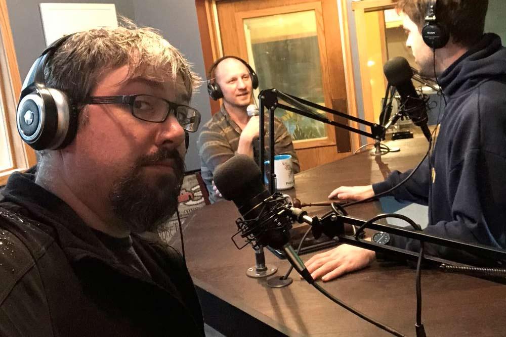 Postindustrial Audio, AwesomeCast Podcast, Michael Sorg