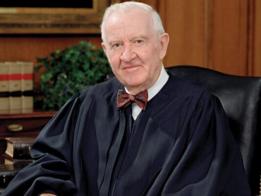 Postindustrial Audio, Criminal Injustice Podcast, Bonus: Justice Stevens Remembered