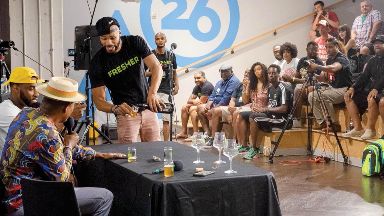 Postindustrial, Drinking Partners Garrett Oliver – Live from Fresh Fest