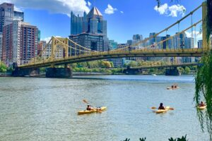 Postindustrial, Pittsburgh Beautiful, Jackie Smith