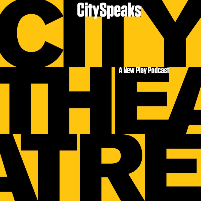 Postindustrial Audio, City Theatre CitySpeaks