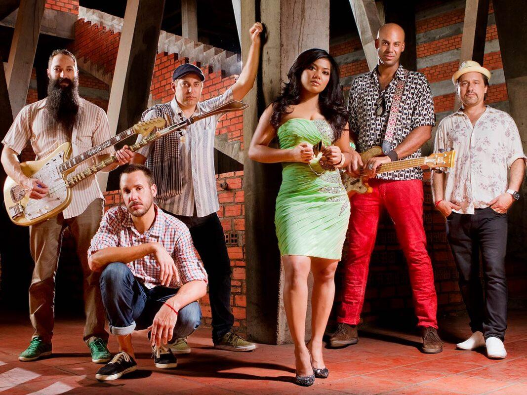Postindustrial Audio, City Theatre CitySpeaks, Cambodian Rock Band, #4 – Senon Williams