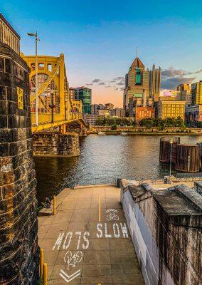Postindustrial, Pittsburgh Beautiful, Derrick, September 4, 2019