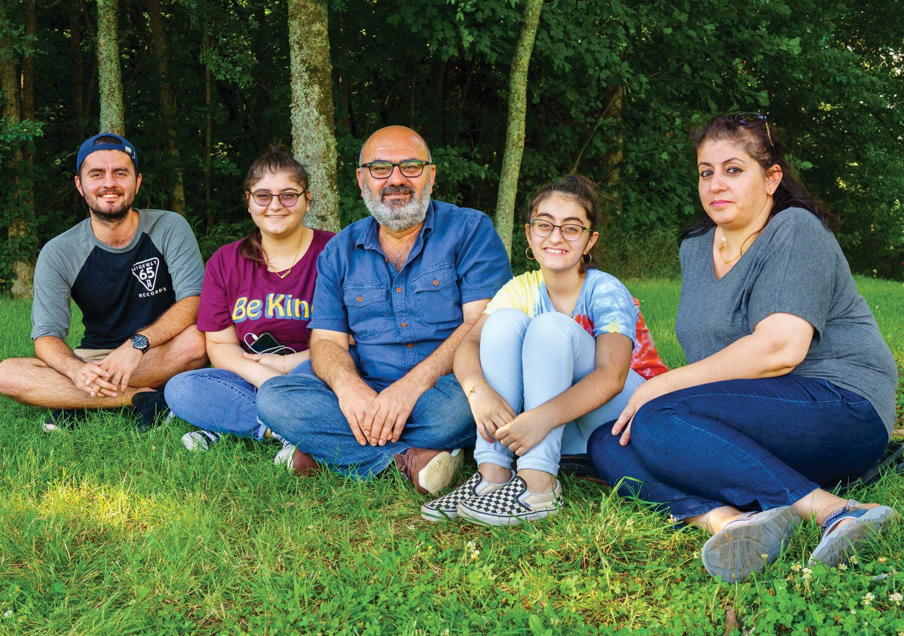 Postindustrial, A Kurdish homeland in Tennessee, Story and Photos by Carmen Gentile and Nish Nalbandian