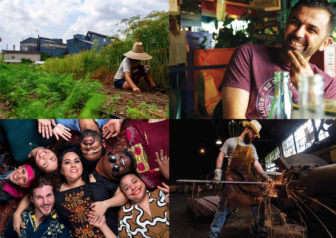 Postindustrial 2019: The year in pictures