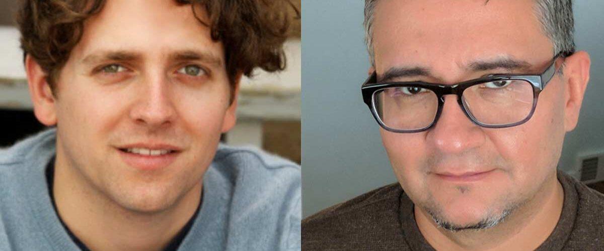 Postindustrial, City Speaks Episode 12: Martin Zimmerman and Tlaloc Rivas, Momentum Reading Series