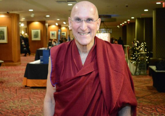 Postindustrial, Wisdom from the Dalai Lama's doctor. By Kim Palmiero