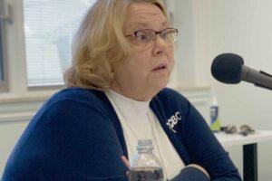 Postindustrial, CCBC Podcast, #3 - Sally Fitzgerald, Professor of Practical Nursing