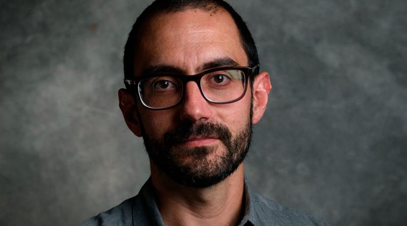CCBC Podcast Host, Matt Stroud