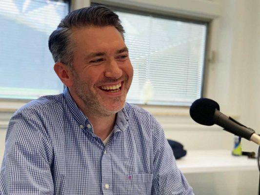 Postindustrial, CCBC Podcast, #5 - James Thompkins, Assistant Professor of Aviation Sciences