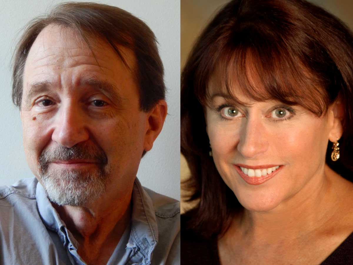 City Speaks Episode 16 — Martin Giles and Helena Ruoti, City Theatre Performers