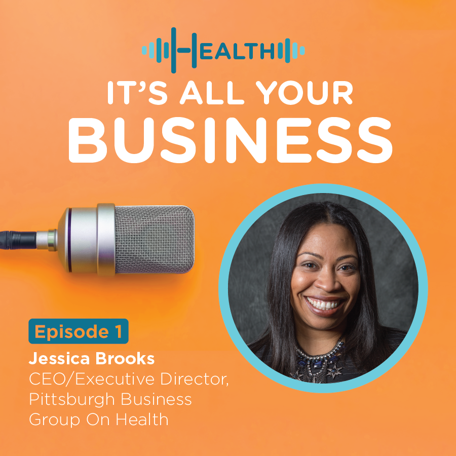 Episode 1 with Jessica Brooks