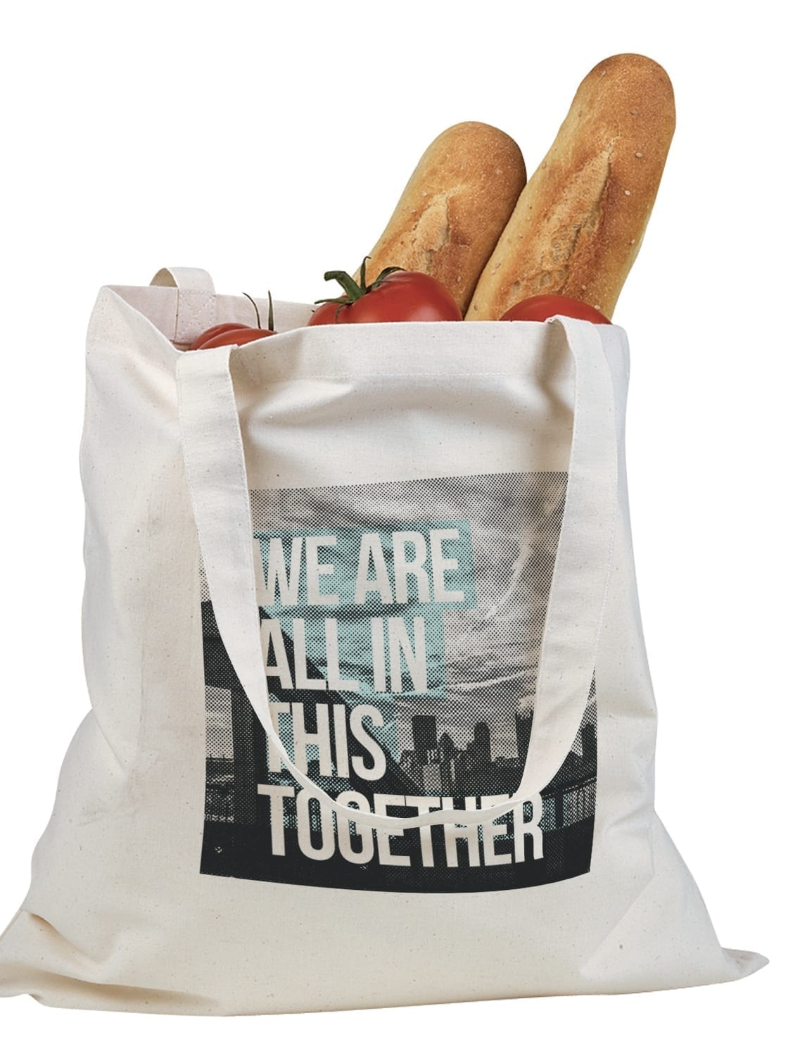 """We Are All In This Together"" Tote"