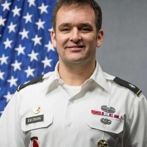 Lt. Col. David Eastburn